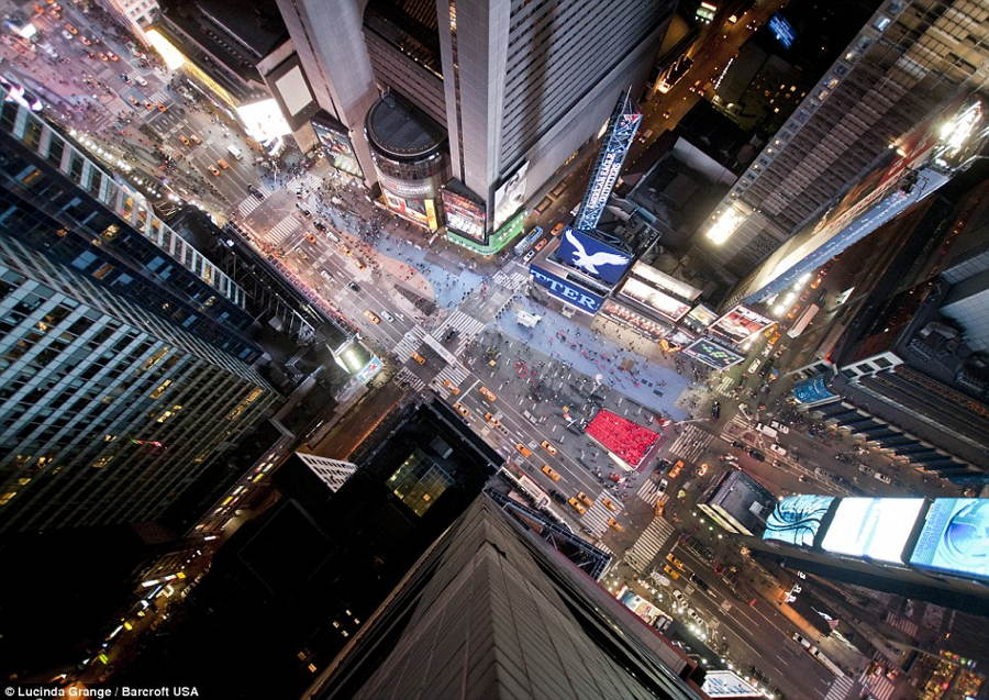 Lucinda Grange Times Square