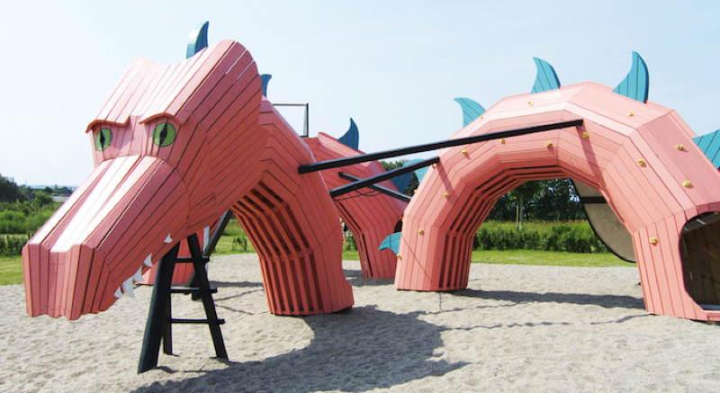 Monstrum Playgrounds Dragon