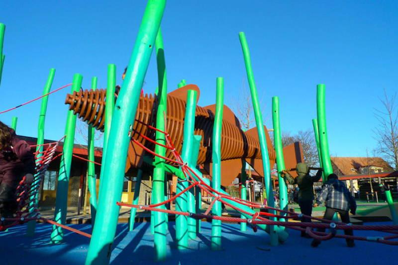 Monstrum Playgrounds Fish