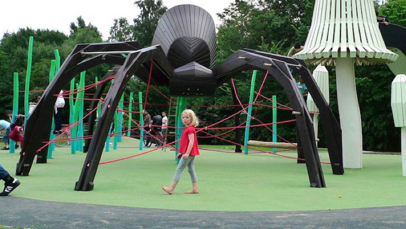 Monstrum Playgrounds Spider
