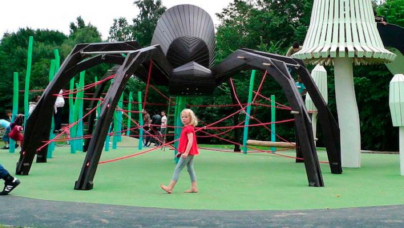 Monstrum Playgrounds Spider