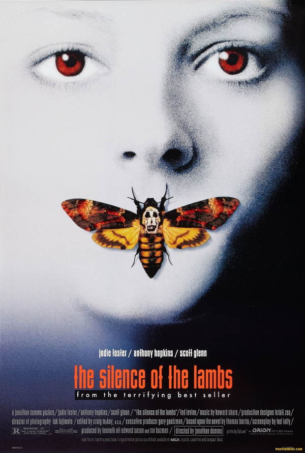 Moth Species Silence Of Lambs