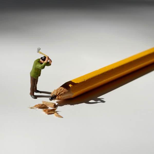 Office Life Pencil