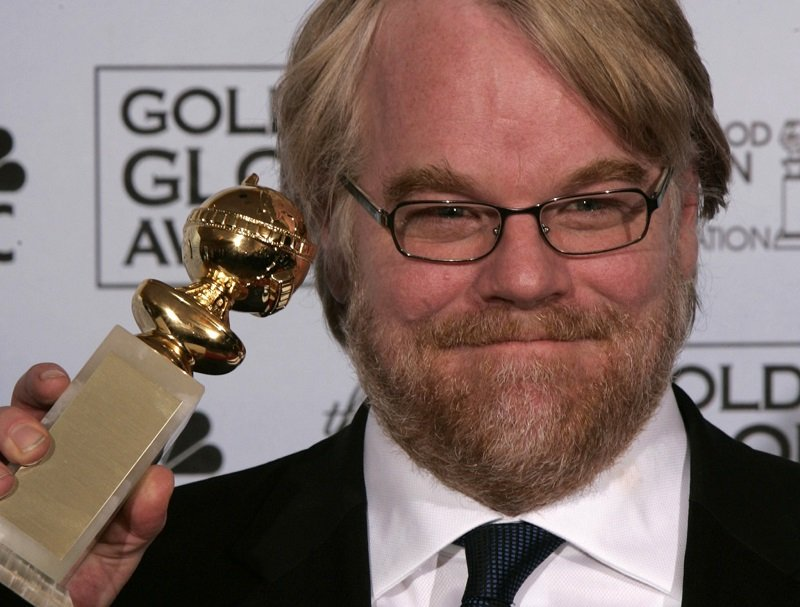 Philip Seymour Hoffman Gets Golden Globe