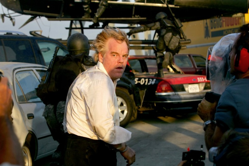 Philip Seymour Hoffman in Mission Impossible III