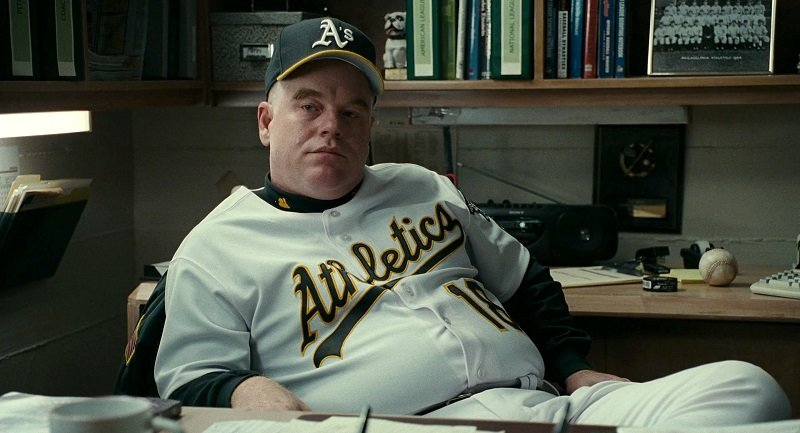 Philip Seymour Hoffman Greatest Role in Moneyball