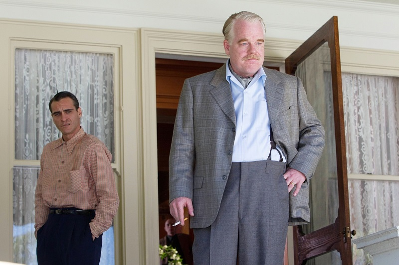 The Master is One of Philip Seymour Hoffman Greatest Role