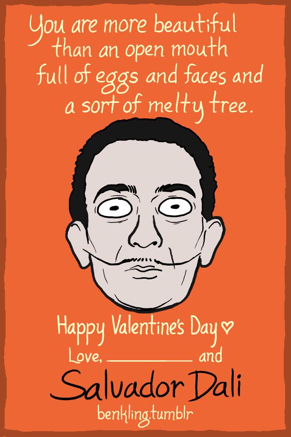 Dali Valentine