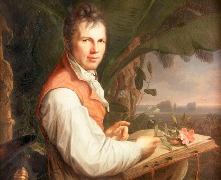 Scientific Heroes Alexander Von Humboldt