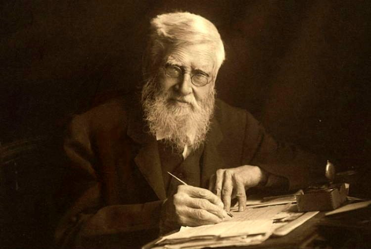Scientific Heroes Alfred Russel Wallac