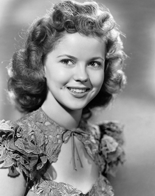 Shirley Temple Black Grows Up