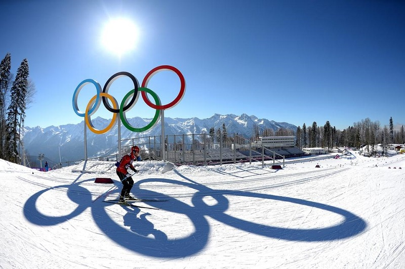 Skiers Train for 2014 Sochi Winter Olympics