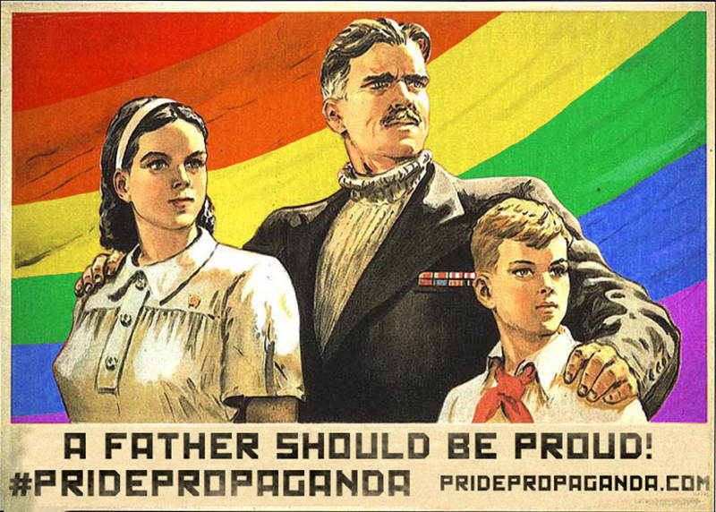 Soviet Pride Father