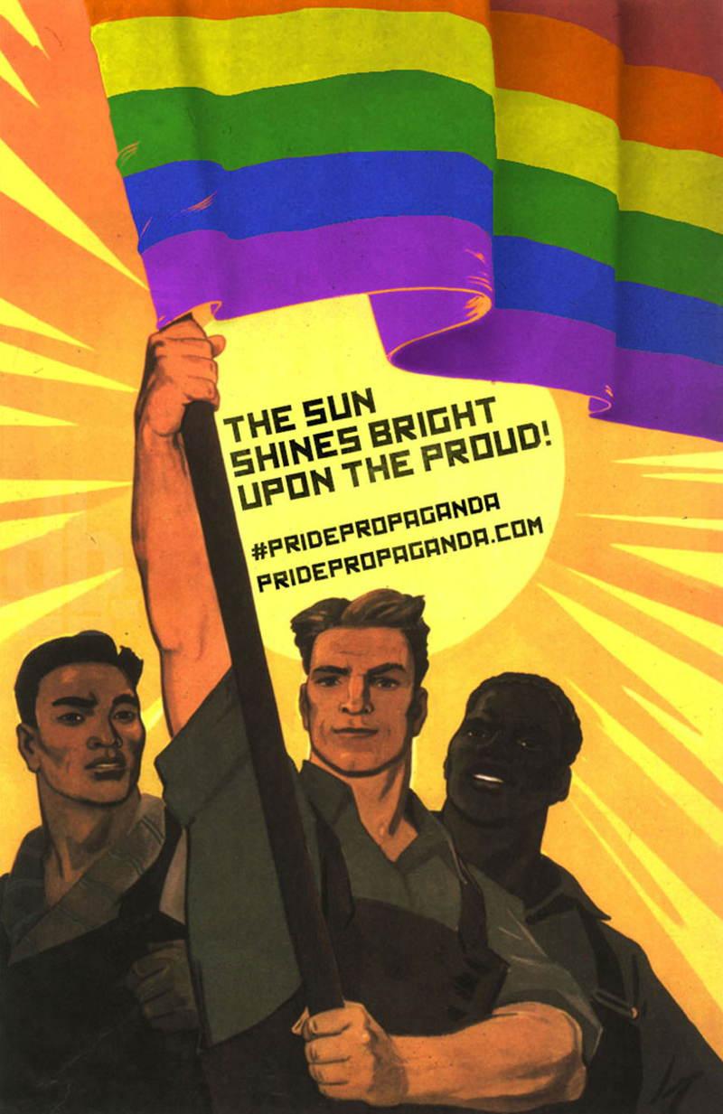 Soviet Pride Sun