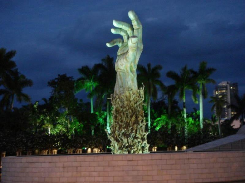 Strange Shrines Holocaust Arm