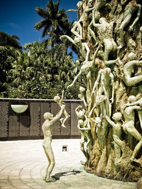 Strange Shrines Holocaust Child