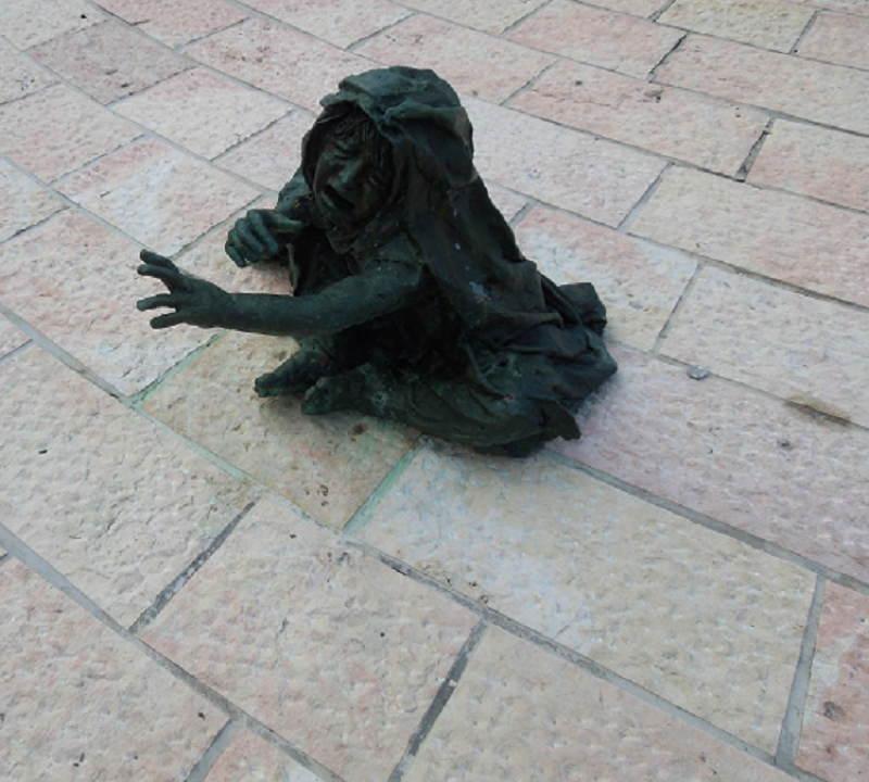 Strange Shrines Single Sculpture