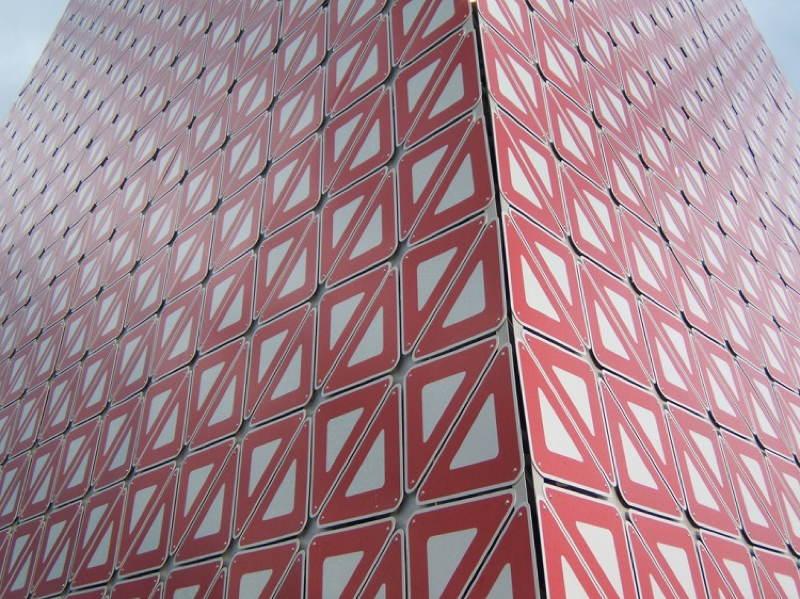 Strange Shrines Pyramide Close Up