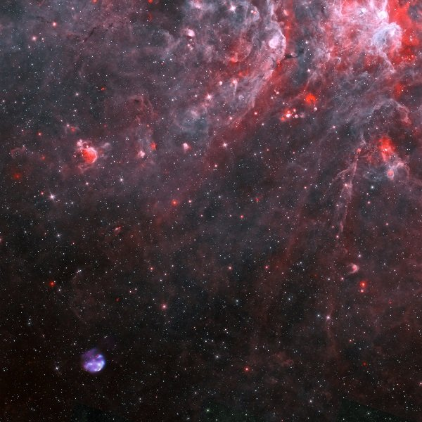 Young Galactic Remnant