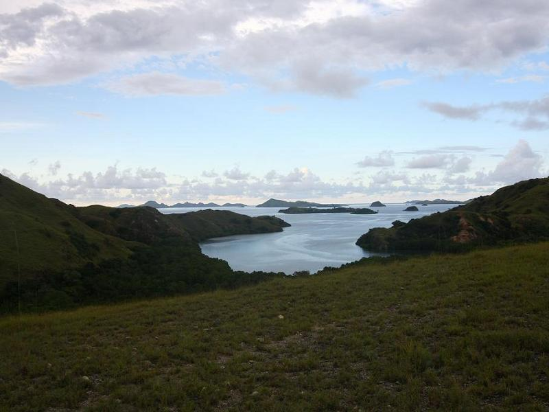 Three Places Komodo Landscape