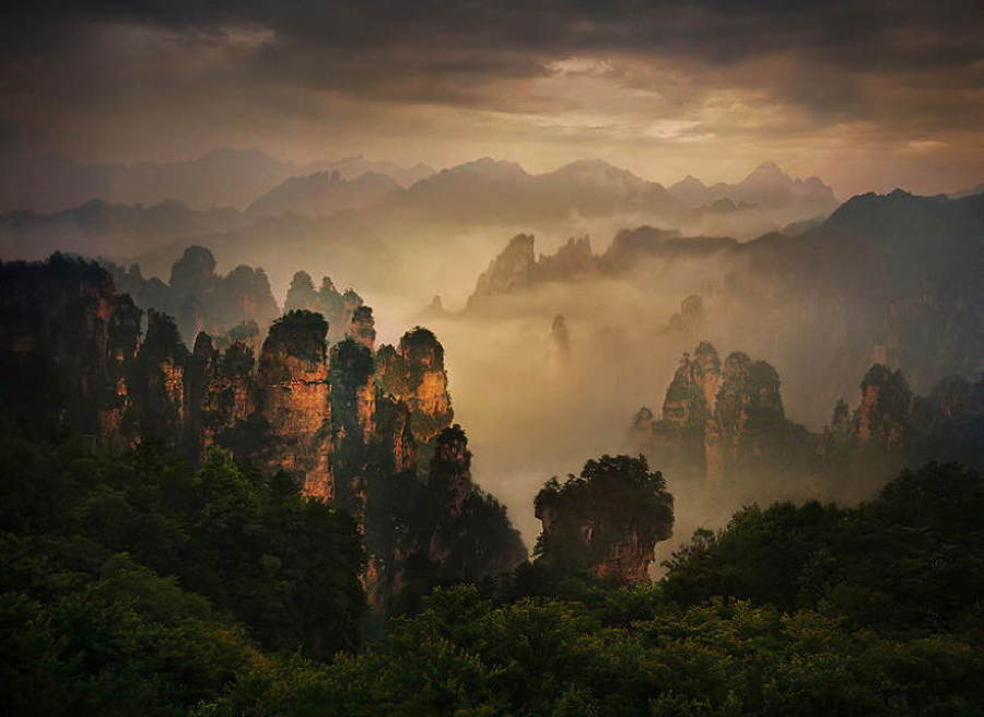 Travel Photography Cliffs