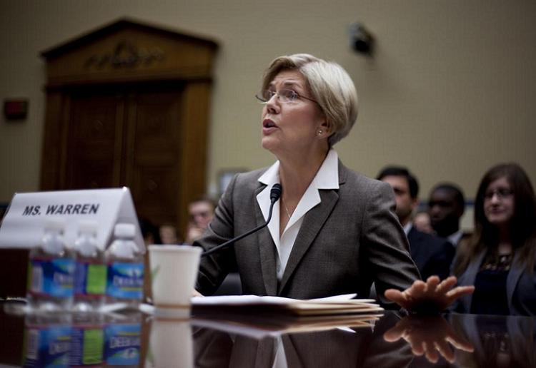 Weird Parasites Elizabeth Warren