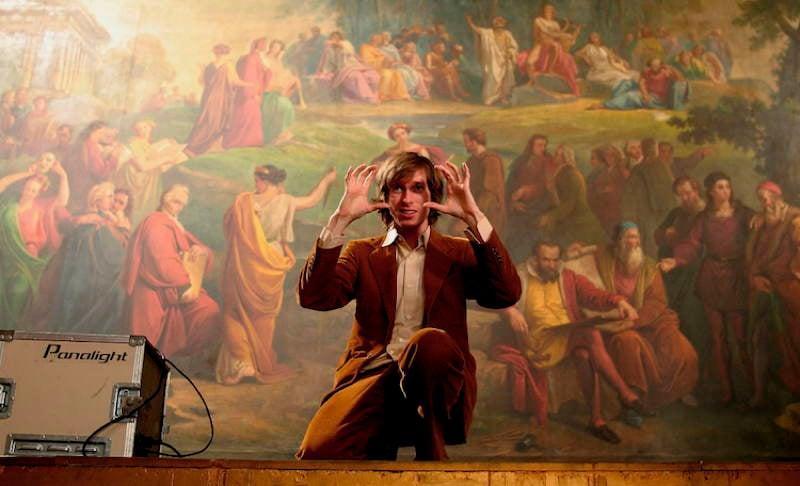 Wes Anderson Portrait