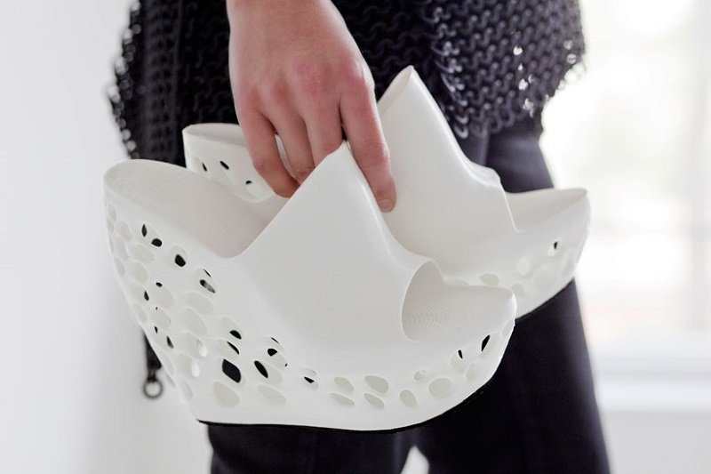 Free Shoes from 3D Printing Technology