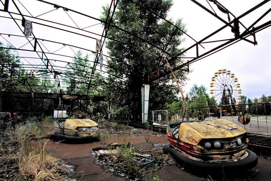 Abandoned Cities Pripyat Ghost Carnival