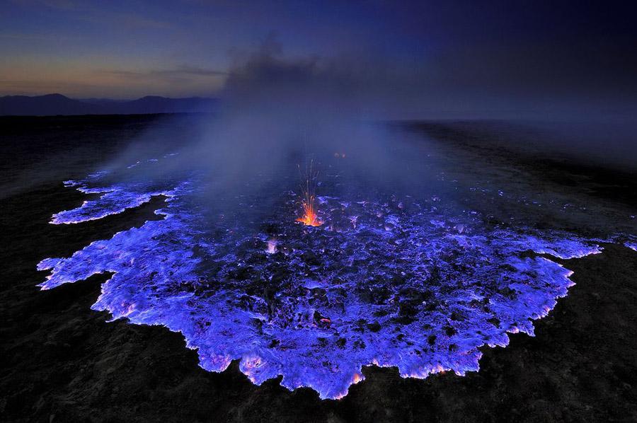 Kawah Ijen Fire Pit