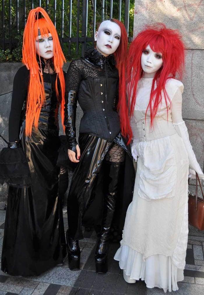 Goth Ghosts