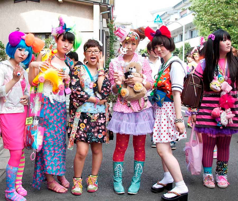 15 Harajuku Fashion Ideas That Are Truly Eye Popping