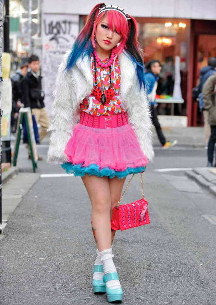 Japan S Off The Wall Harajuku Fashion