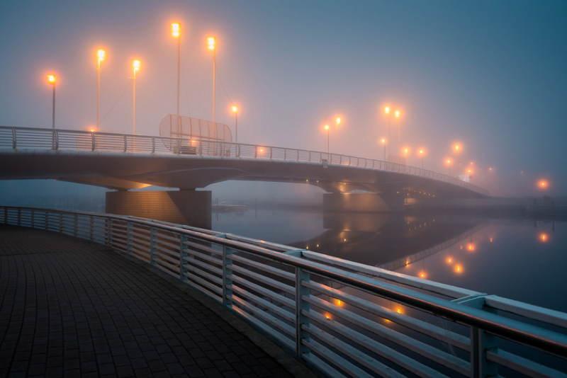 Nature Photographers Bridge
