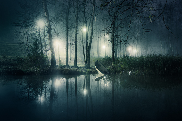 Nature Photographers Rowboat