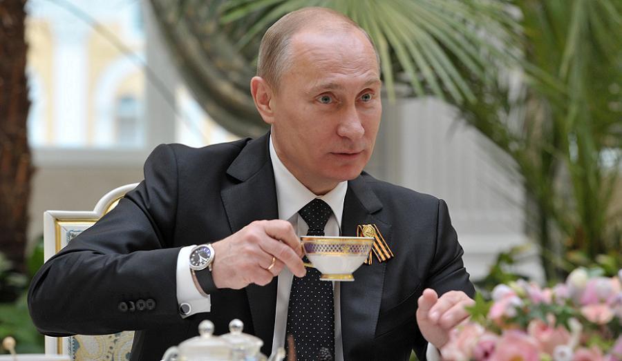 Crooked Charities Putin