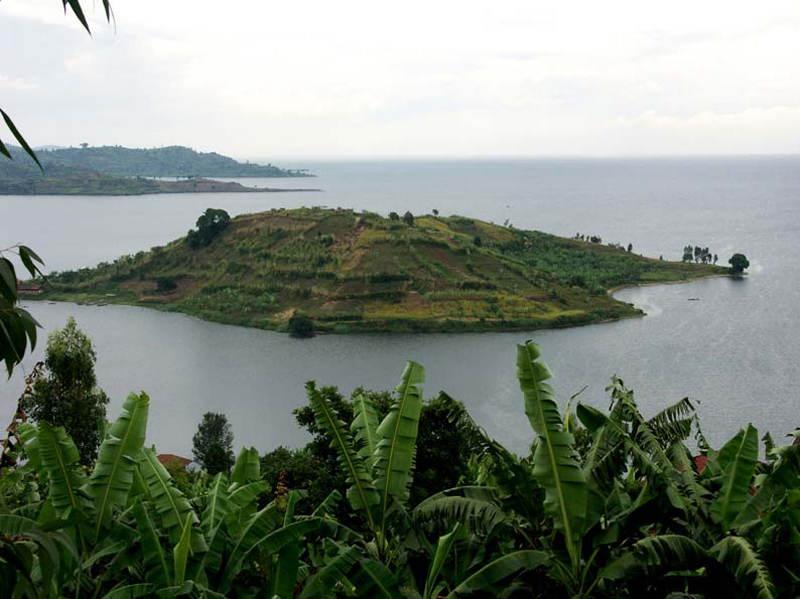 Lake Kivu Photograph