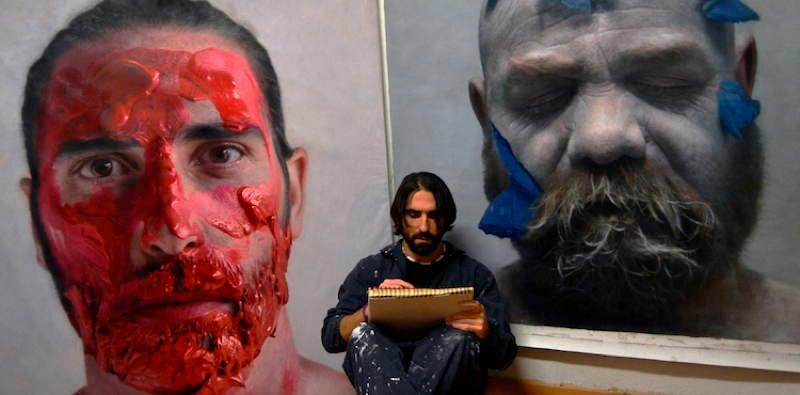 Eloy Morales Portraits