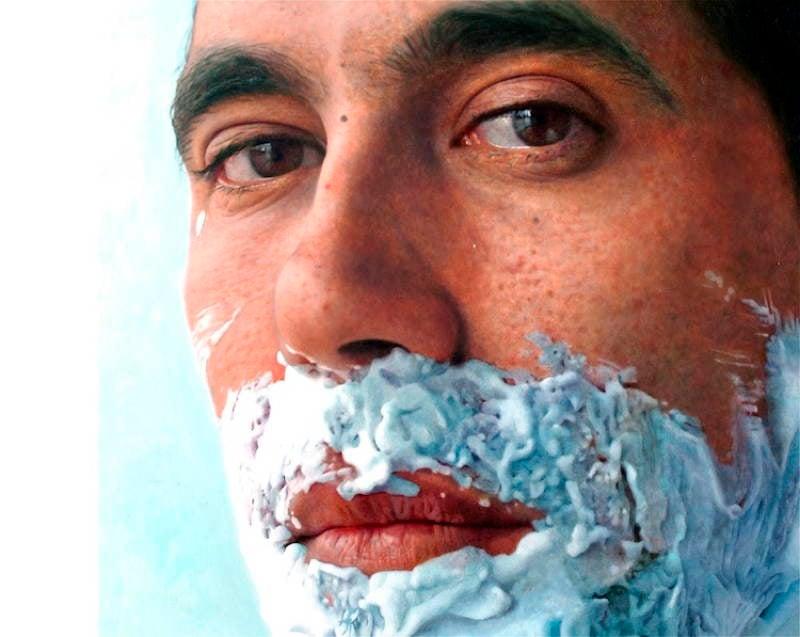 Eloy Morales Shaving Foam