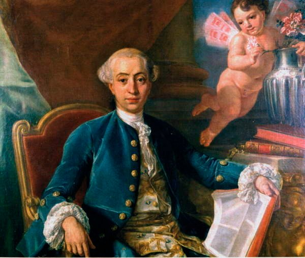 Famous Spies Giacomo Casanova