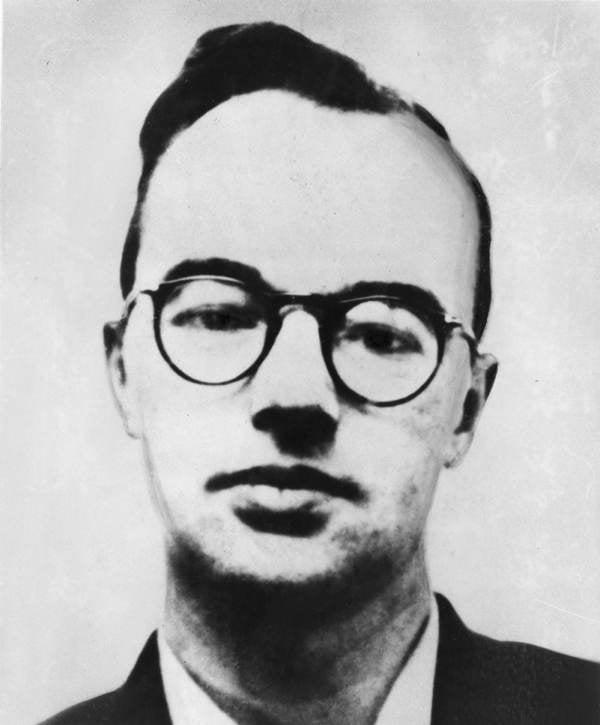 Famous KGB Spy Klaus Fuchs