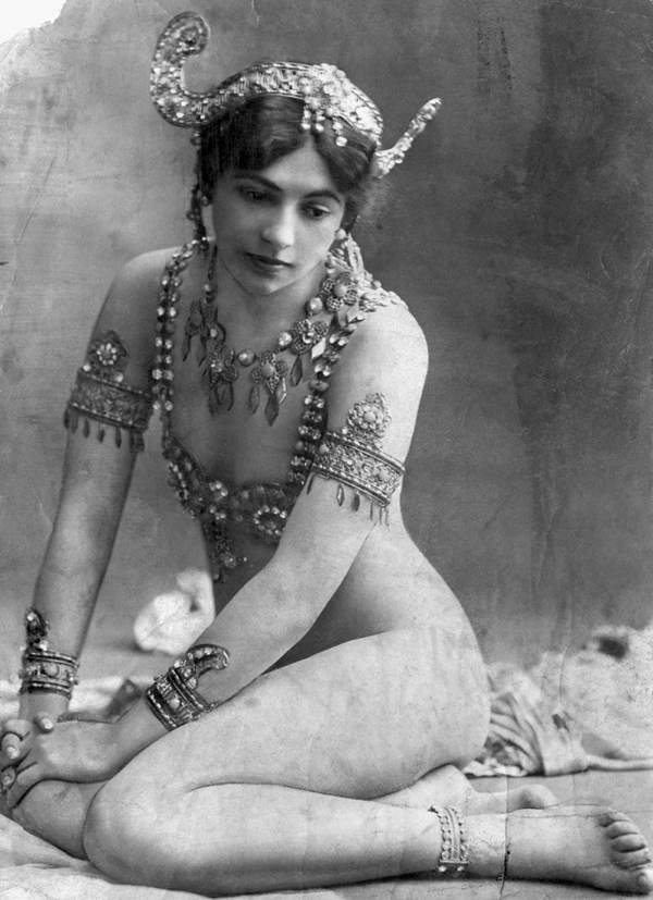 Famous Spies Mata Hari