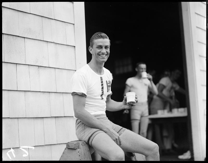 Franklin D Roosevelt At Harvard