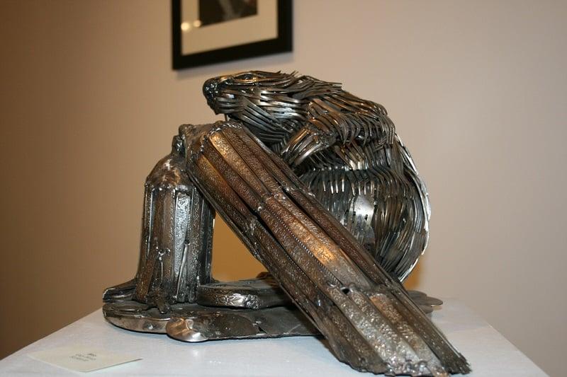 Gary Hovey Fork Beaver