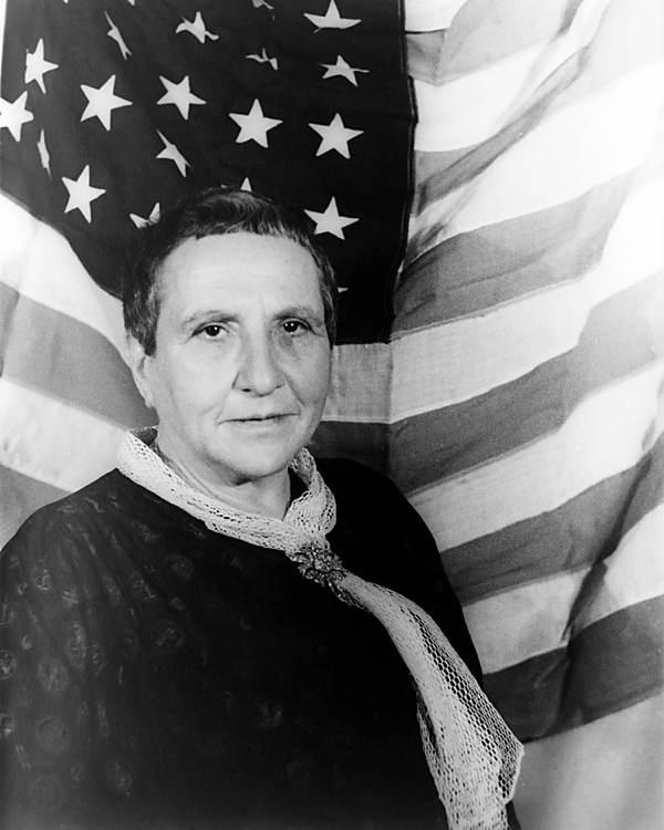 Gay Pioneers Gertrude Stein