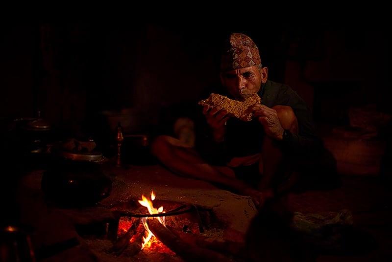 Gurung Villagers