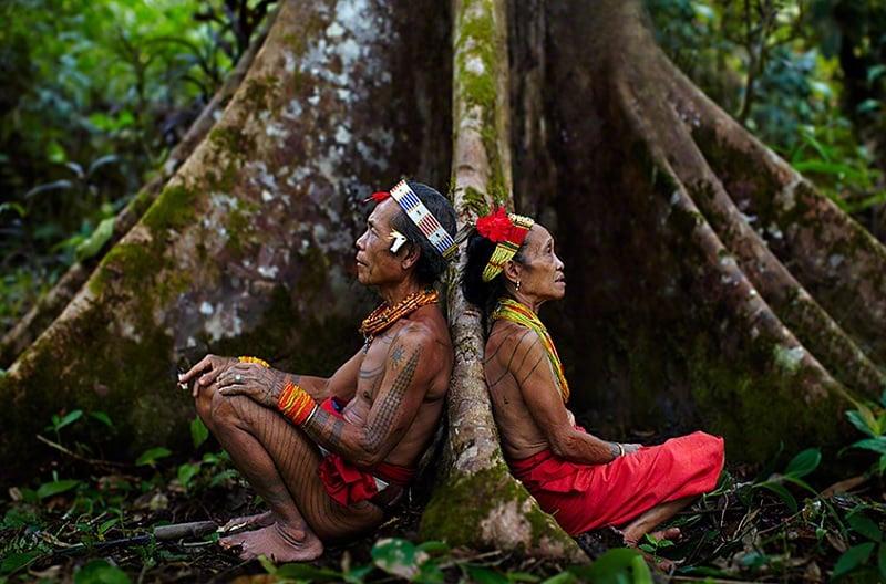 Andrew  Newey Mentawai Tribe