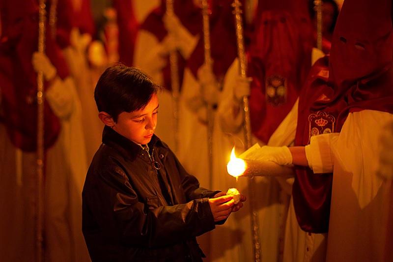 Andrew Newey Semana Santa