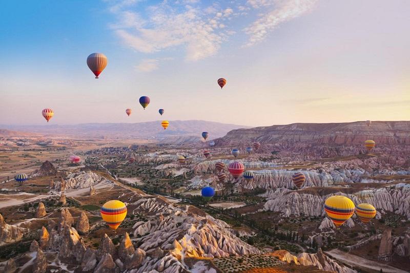 Breathtaking Views of Turkey