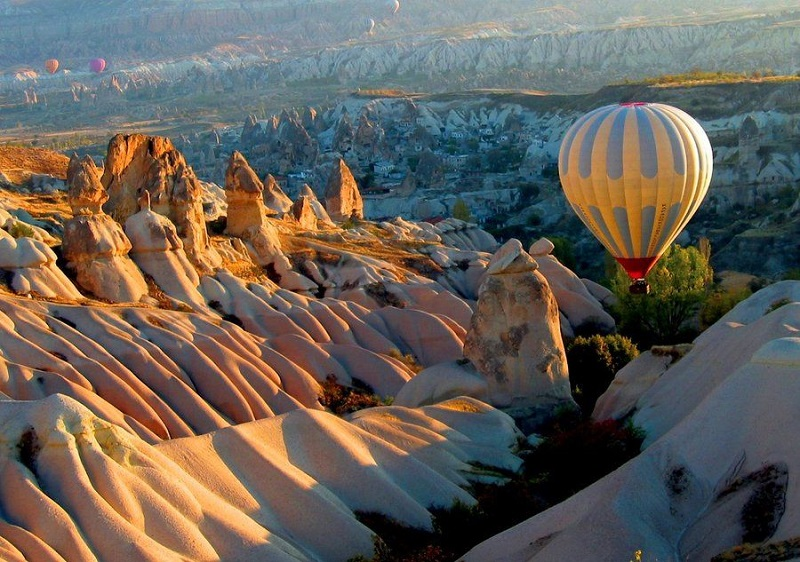 Incredible Hot Air Balloons Over Turkey